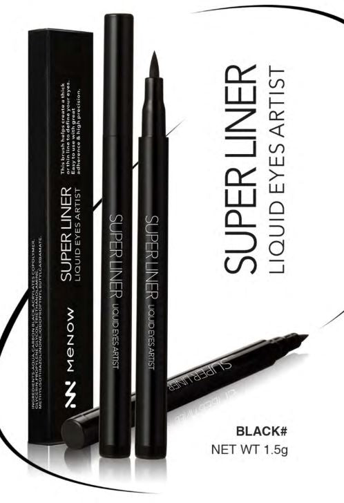 MeNow Superliner Liquid Eyes Artist