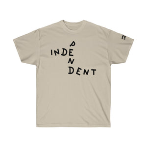 Womens — Independent Ultra Cotton Tee