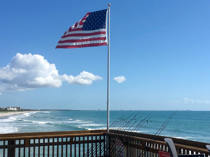 Amazing and Surprising Places You will Find The American Flag