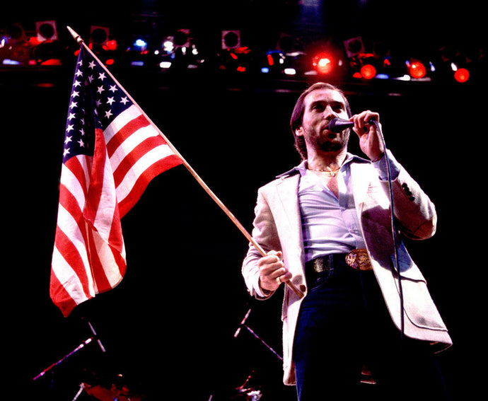 Watch The Top 10 Most Patriotic Country Music Songs