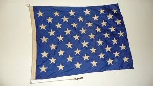 US Flag 50 Star Pattern