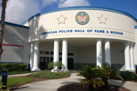American Police Hall of Fame and Museum Titusville, Florida
