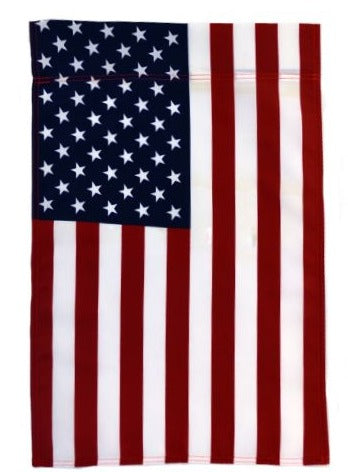 American Flag Double Sided 12x18 Inch Garden Flag