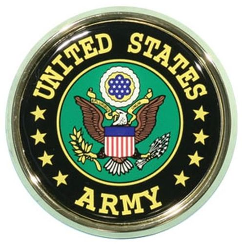 Official US Army Crest Heavy Duty Auto Emblem - Flags Forever