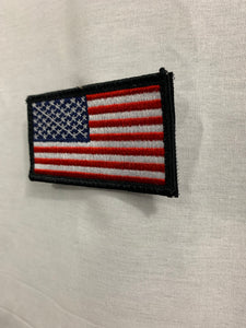 Red White and Blue American Flag Velcro Patch - Flags Forever