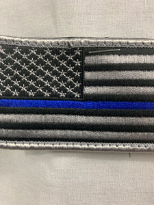 Thin Blue Line American Flag PatchThin Blue Line American Flag PatchThin Blue Line American Flag Patch  THIN BLUE LINE AMERICAN FLAG PATCH - Flags Forever