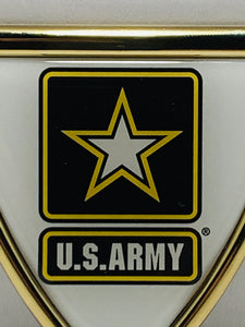 Official US Army Shield Heavy Duty Auto Emblem - Flags Forever