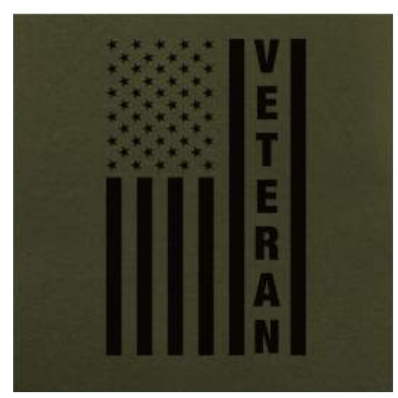 Military Veteran Flag T-Shirt