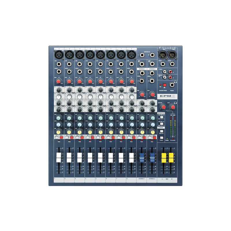 Soundcraft EPM8 - Low-cost High-performance Mixer