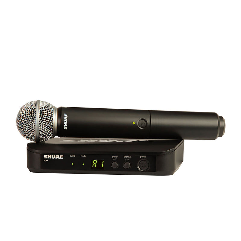 Shure BLX24/SM58 - Wireless Vocal System With SM58