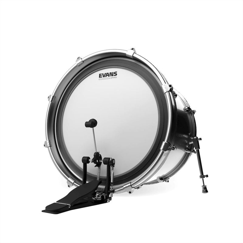Evans EMAD Coated Bass Drum Batter Head - 22 inch