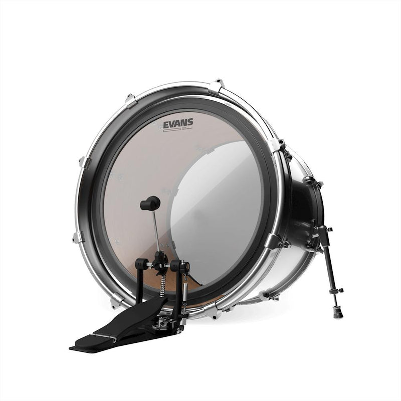 Evans EMAD Heavyweight Clear Bass Batter Head - 22 inch