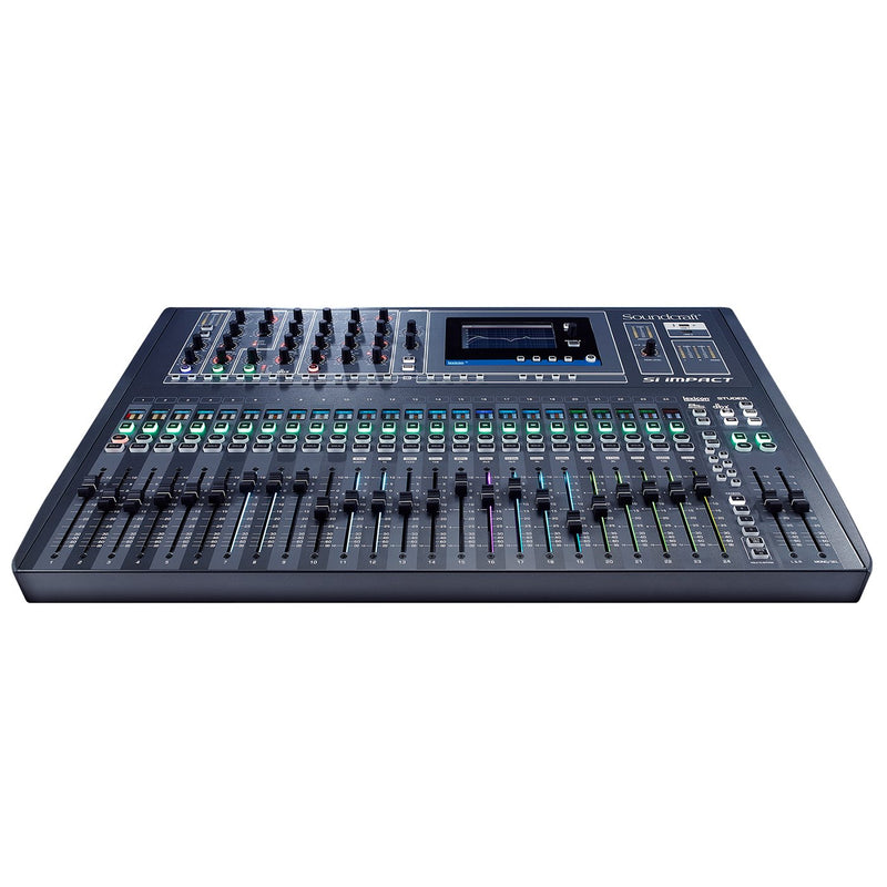 Soundcraft Si Impact - 40-channel Compact Digital Mixing Console
