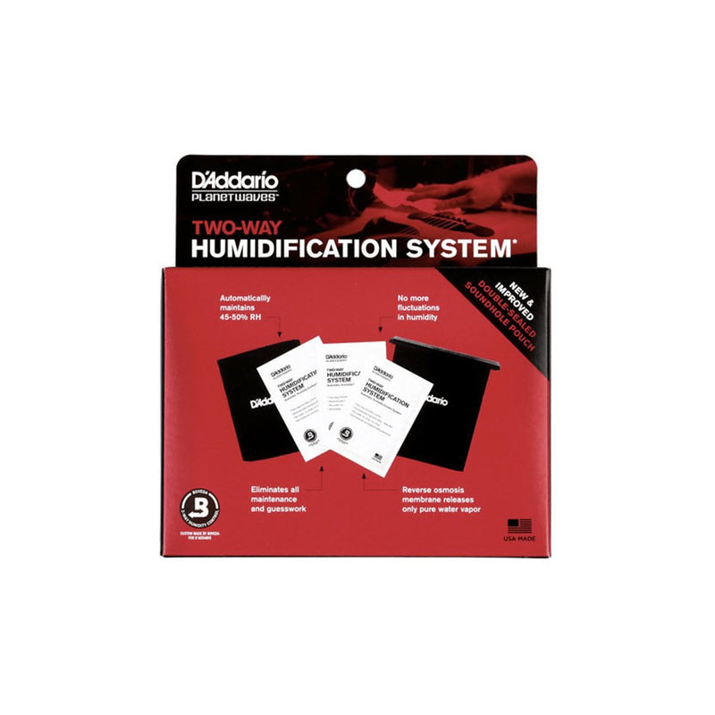 Planet Waves Humidipak Maintain Automatic Humidity Control System