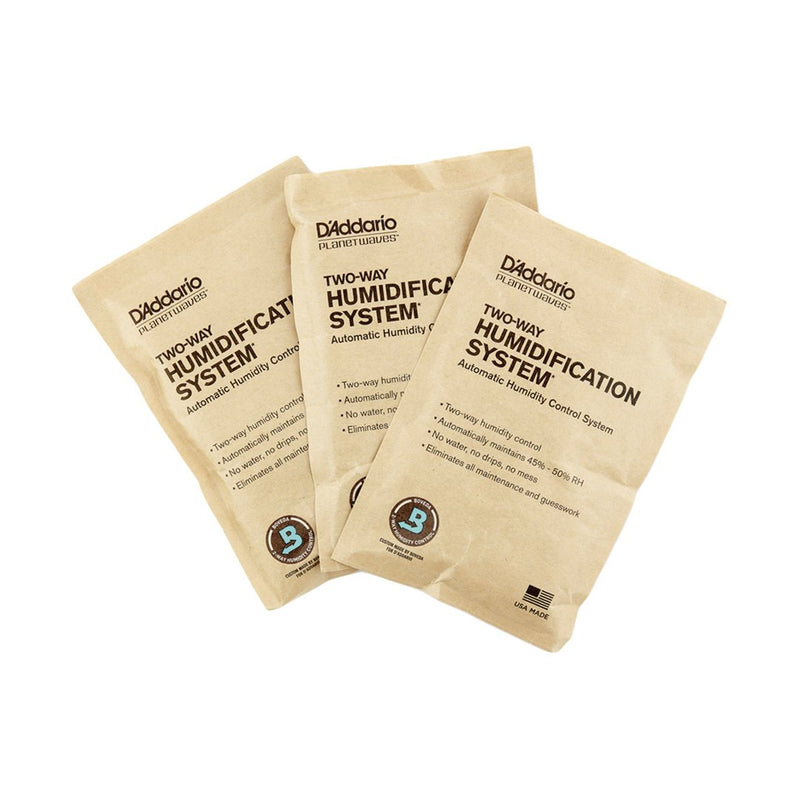 Planet Waves Humidipak Standard Replacement 3-Pack