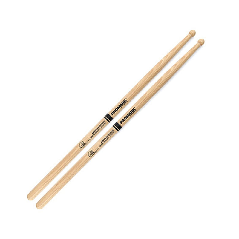 Promark TX707W Hickory 707 Simon Philips Wood Tip Drum Stick
