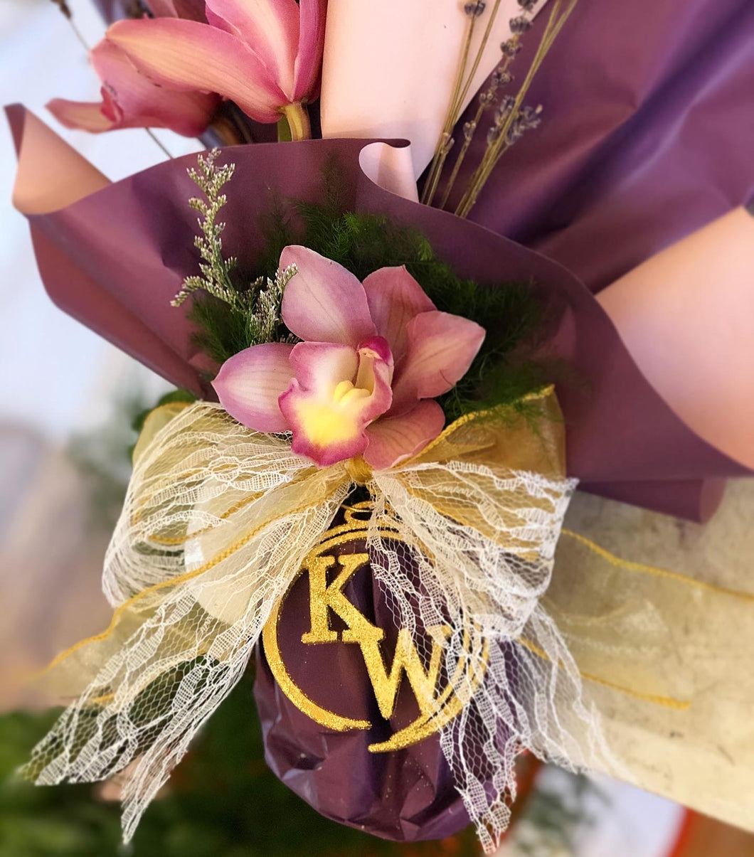 Angel Hand Tied Bouquet