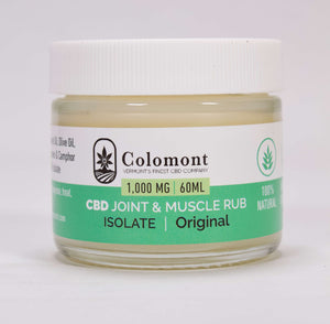 Joint & Muscle Rub 1000MG - Colomont