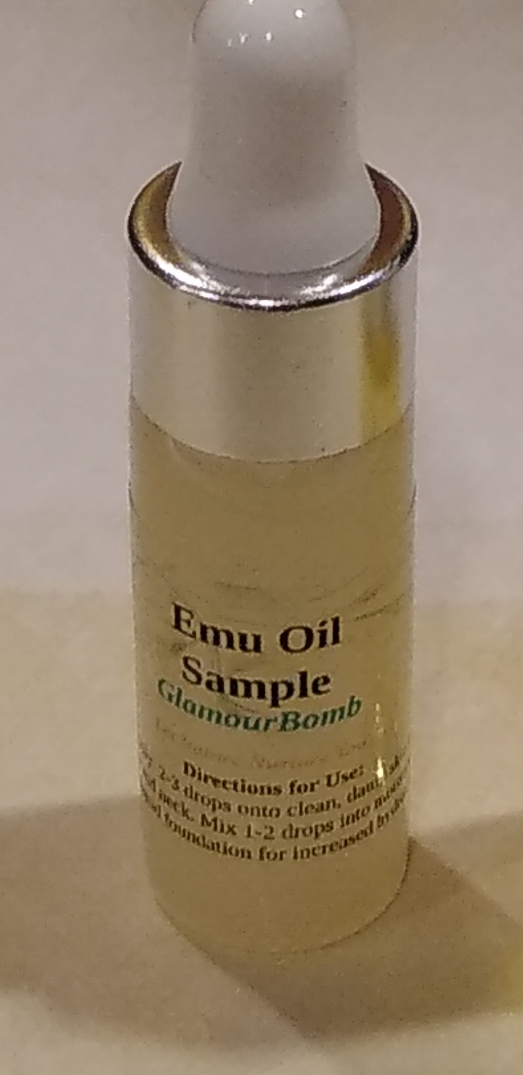 Emu Oil 100% Pure (non-vegan)