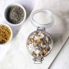 "Load image into Gallery viewer, ""R&R"" Lavender & Chamomile Bath Soak"