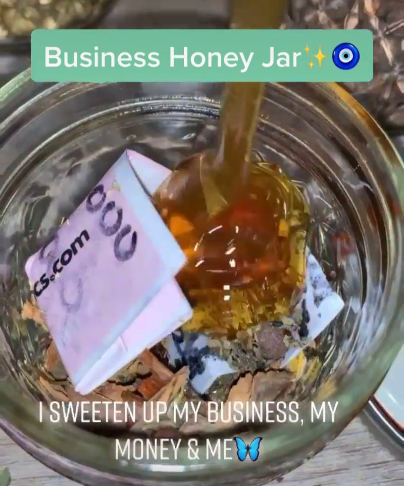 Business Honey Jar 💰