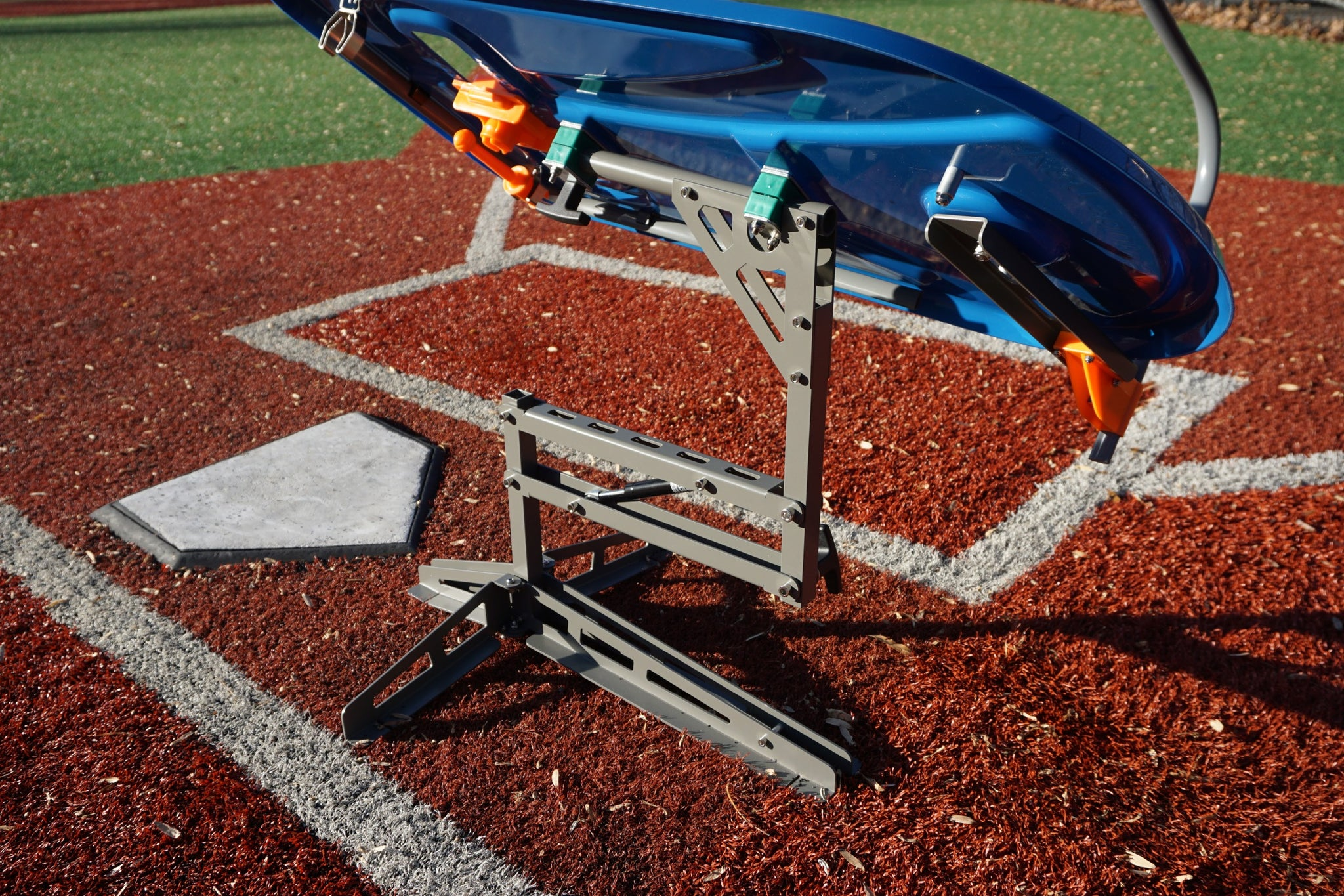 light weight but stable baseball tee swing trainer