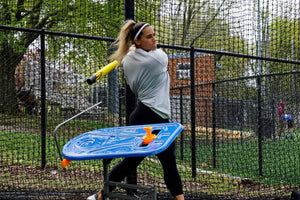 softball swing path trainer