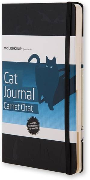 Moleskine Taccuino Passion Journal Gatto