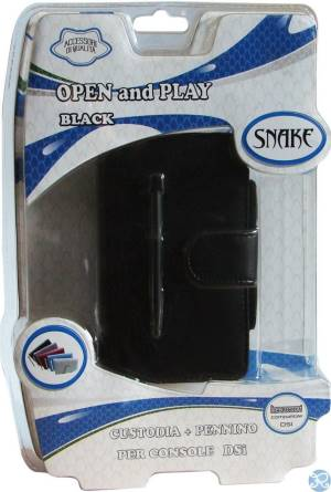 DSi Borsa Open & Play Black