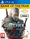PS4 The Witcher 3 GOTY
