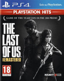 PS4 The Last of Us Remastered - PS Hits