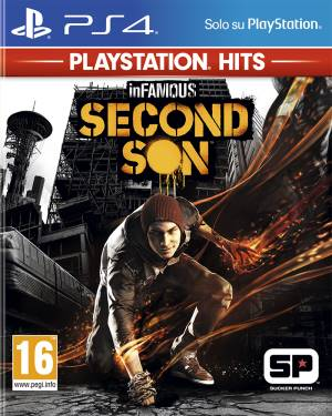PS4 InFamous: Second Son - PS Hits