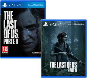PS4 The Last of Us Parte 2 Standard Plus