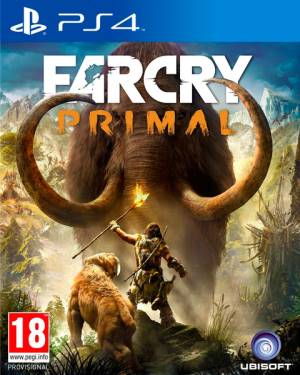 PS4 Far Cry Primal