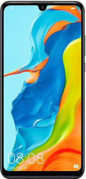 "Huawei P30 lite New Edition 6+256GB 6.1"" Midnight Black DS TIM"
