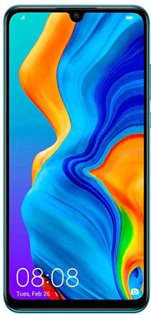 "Huawei P30 lite New Edition 6+256GB 6.1"" Peacock Blue DS TIM"