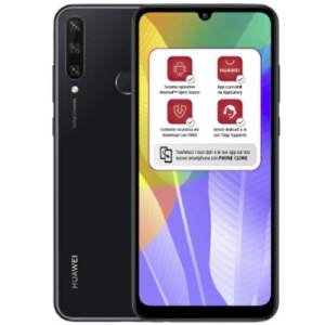 "Huawei Y6p 6.3"" 3+64GB Midnight Black DS Operatore"