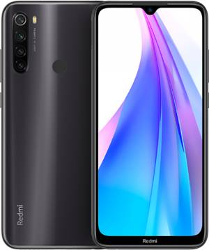 "Xiaomi Redmi Note 8T 4+64GB 6.3"" Moonshadow Grey DS ITA"
