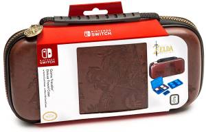 Switch BigBen Game Traveler Deluxe Case Legend of Zelda Marrone