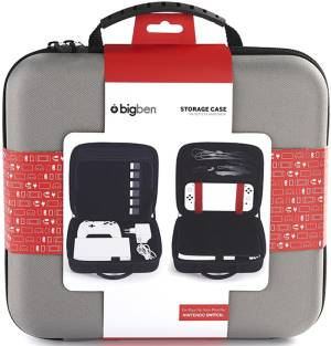 Switch BigBen Storage Case Grigio