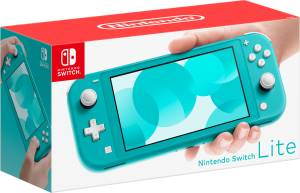 Switch lite Console Turchese