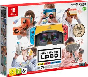 Switch LABO Toy-Con: Kit VR (Completo)