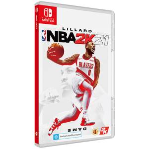 Switch NBA 2K21 EU