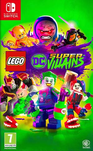 Switch LEGO DC Super Villains