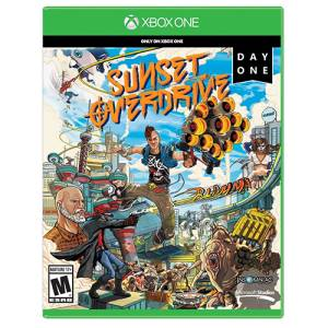 XBOX ONE Sunset Overdrive D1 EU