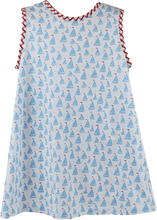 Load image into Gallery viewer, Anchors Aweigh Ann Dress