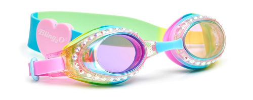 Cotton Candy Swirl Goggles