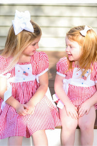 Pre-Order | Little Patriot Dress