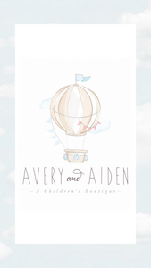 Avery and Aiden Gift Card
