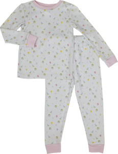Girl Party Pajama Set